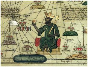 Богатейший правитель Мали Мансу Муса