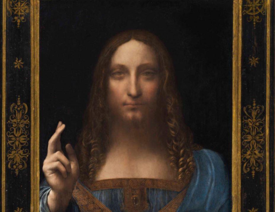 Леонардо да Винчи (картина продана за 450 млн. долл.)