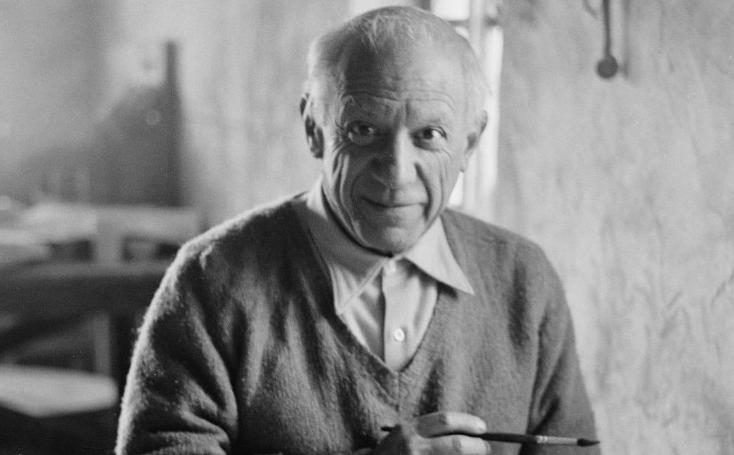 Пабло Пикассо (стоимость его картины достигла 179 млн. долл.)