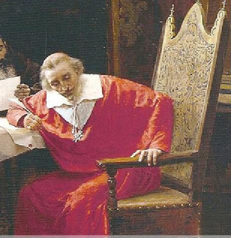 Что заинтересовало кардинала?