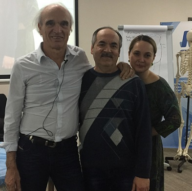 Кинезиотерапия позволяет диагностировать и лечить
