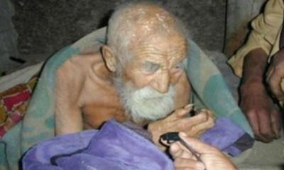 Долгожитель из Индии, Махашта Мураси - ему 180 лет