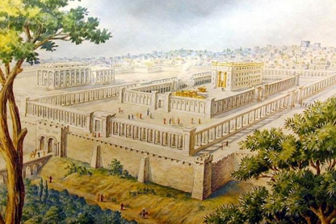 Иерусалим во времена Соломона