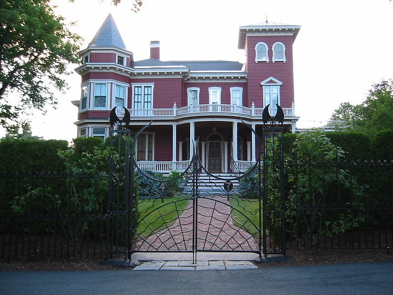Дом Сивена в Бангоре