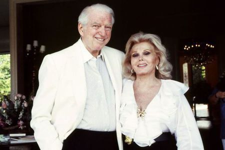 Шелдон с женой Александрой