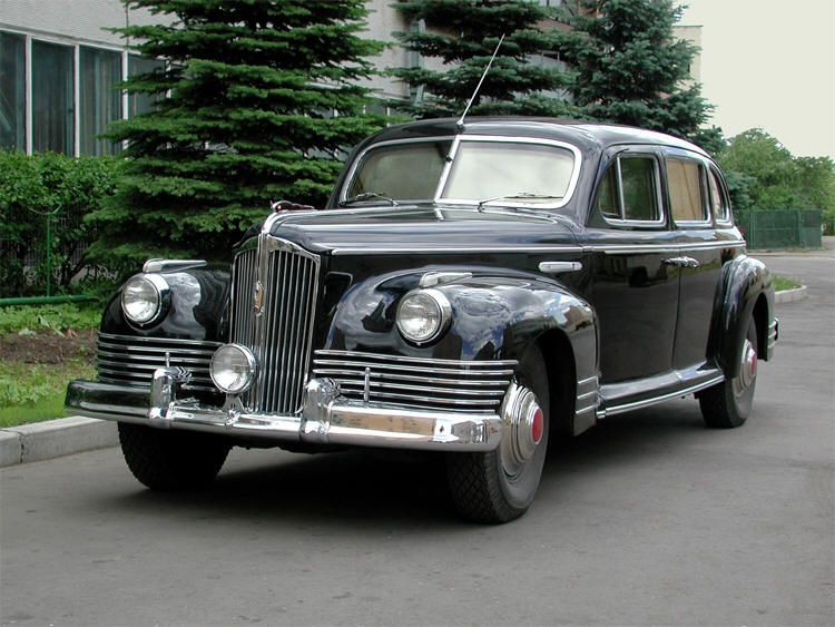 Автомобиль ЗИС-115
