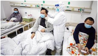 Больные в Китае