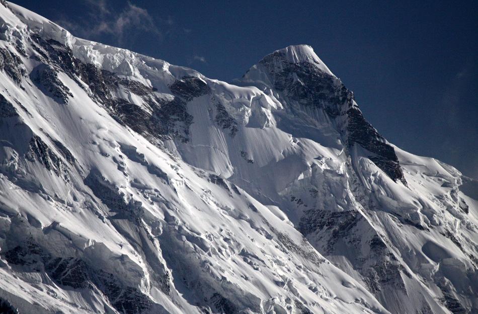Хунза, снежная вершина