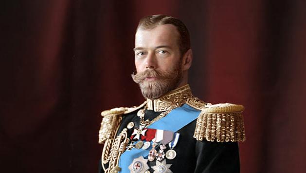 Моя встреча с царем Николаем ǁ