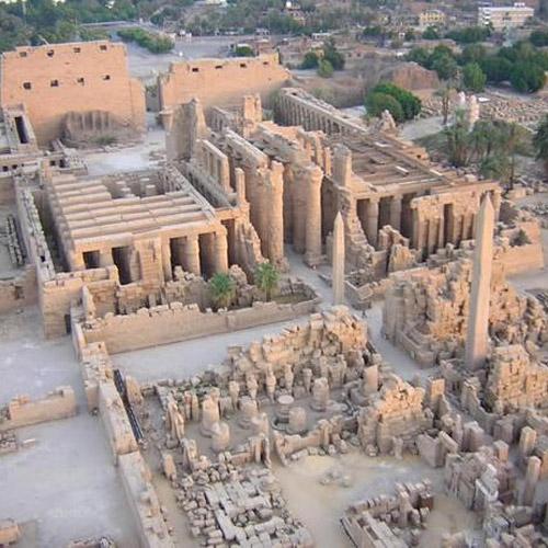 Город в Египте