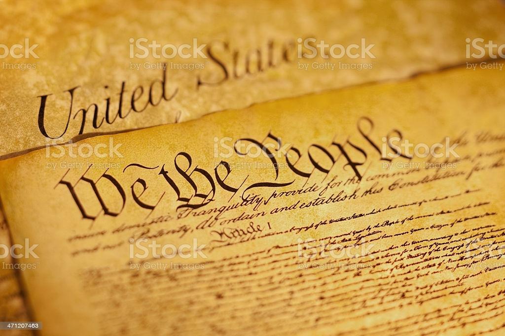 Преамбула к Конституции США